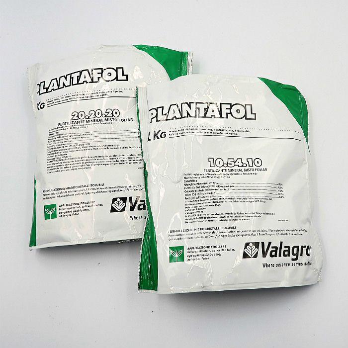 Plantafol - 2 formulas - 10.54.10 e 20.20.20