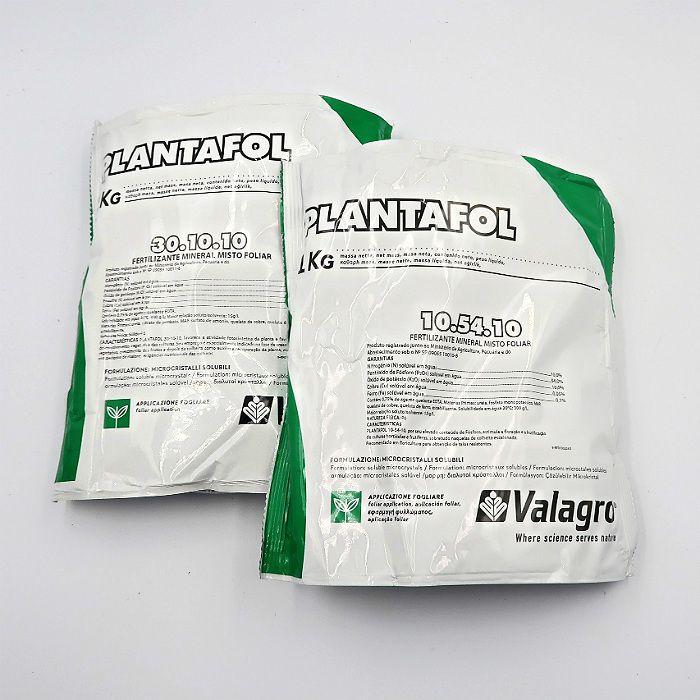 Plantafol - 2 formulas - 10.54.10 e 30.10.10