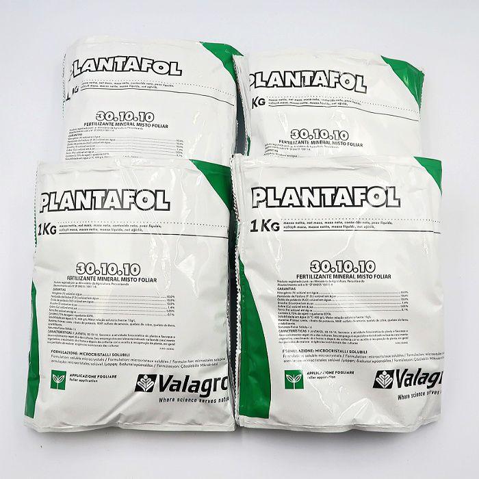 Plantafol - 30.10.10 - desenvolvimento - kit 04 pacotes 1 kg