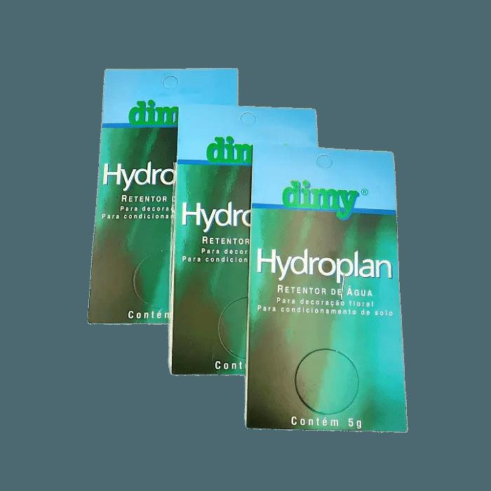 Retentor de água - Hydroplan 60 gramas - Dimy