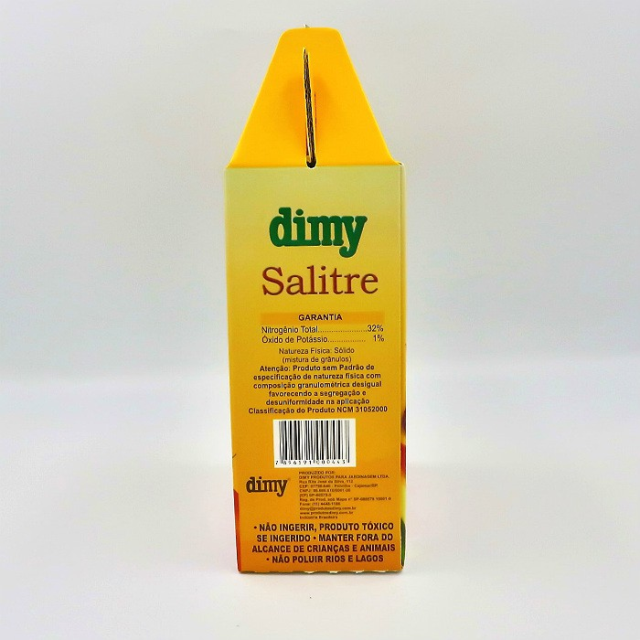Salitre - Dimy - embalagem 1 kg