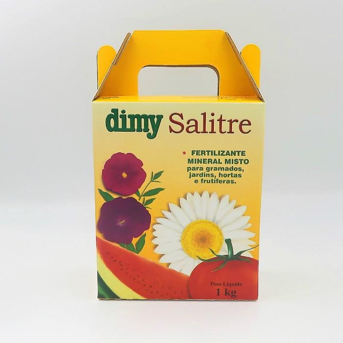 Salitre Dimy - kit 3 x 1 kg