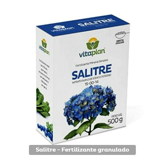 Salitre do Chile Vitaplan - kit 3 x 500 gr