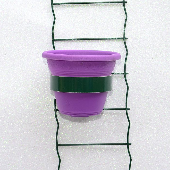 suporte para vaso - 10 cm