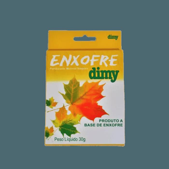 Torta Mamona - Dimy + enxofre 30 gramas