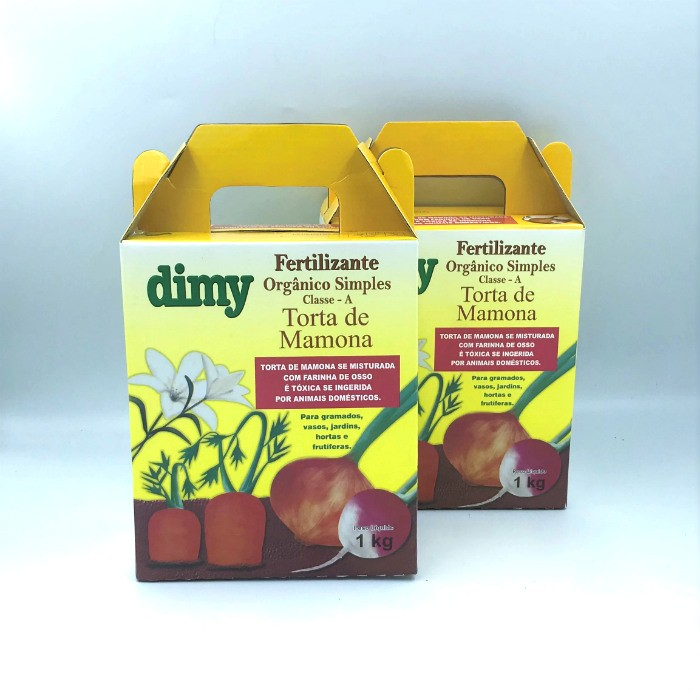 Torta Mamona - Dimy - kit 2 x 1 kg