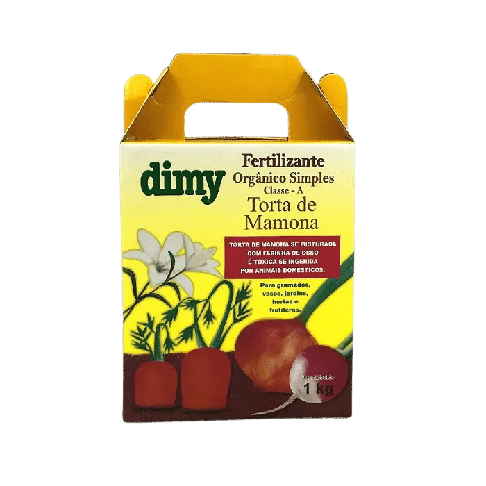 Torta Mamona - Dimy - kit 3 x 1 kg