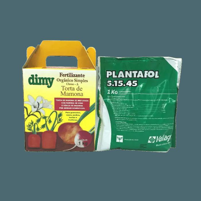 Torta Mamona - Dimy + plantafol 05-15-45