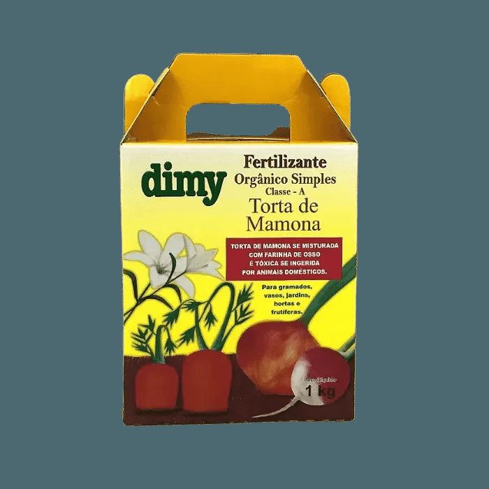 Torta Mamona - Dimy + plantafol 10-54-10