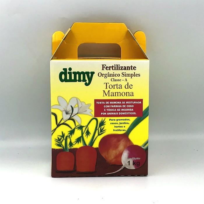 Torta Mamona - Dimy + plantafol 20-20-20