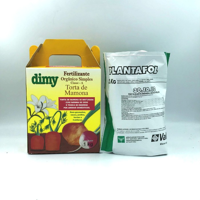 Torta Mamona - Dimy + plantafol 30-10-10