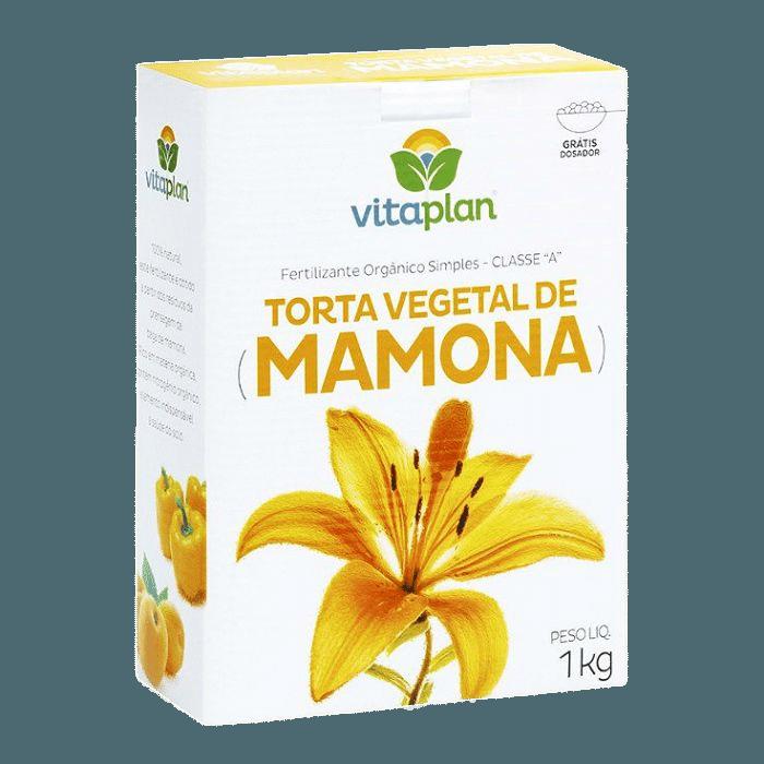 Torta mamona - Vitaplan - 1kg