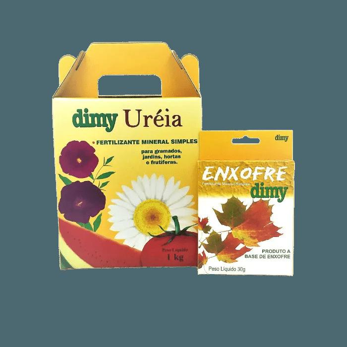 Ureia Dimy + Enxofre 30 gramas