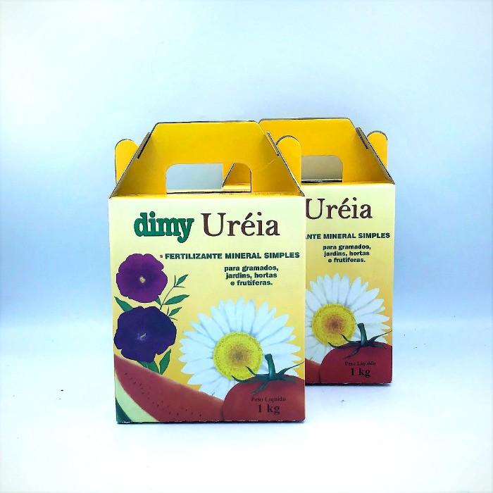 Ureia -  Dimy - kit 6 x 1 kg