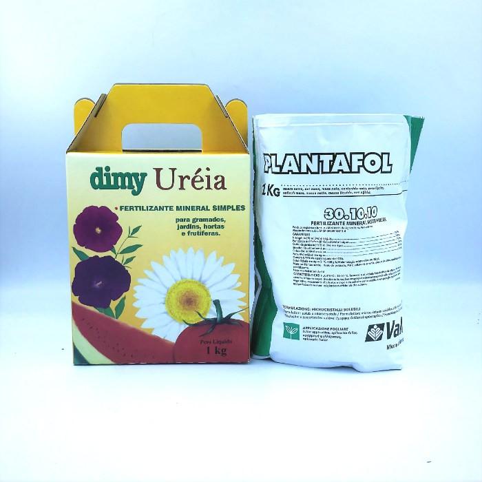 Ureia Dimy + plantafol 30-10-10