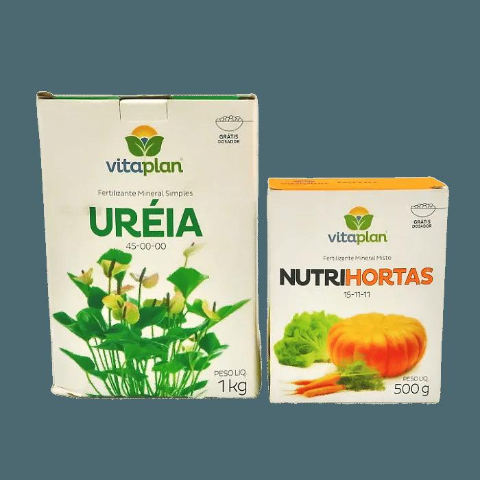 Ureia + nutrihortas - vitaplan