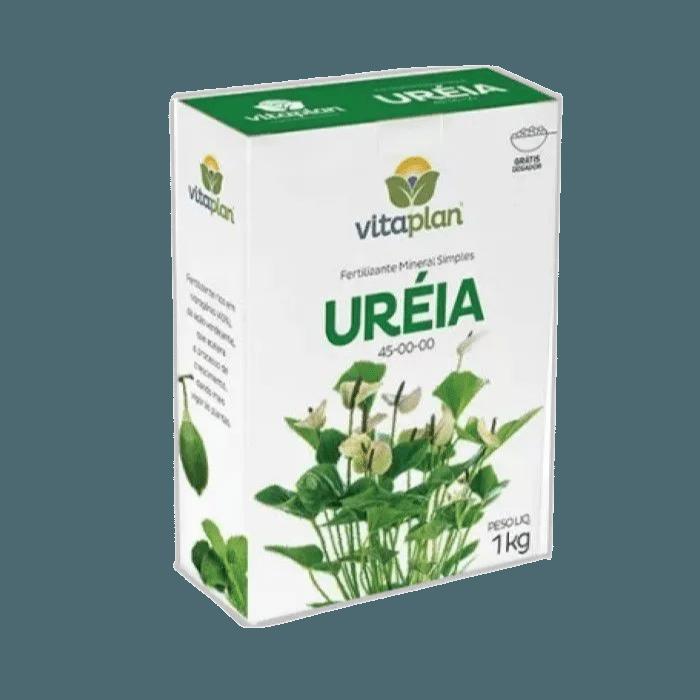 Ureia -  Vitaplan - kit 3 x 1 kg