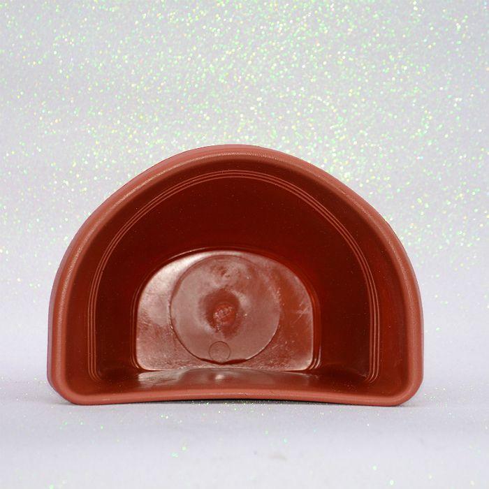 Vaso plástico de parede - vicenza - ceramica - 23 cm