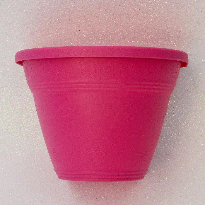 Vaso de parede - rosa - 15 cm