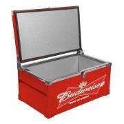 Caixa Térmica 110 Litros Budweiser