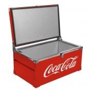 Caixa Térmica 110 Litros Coca-Cola