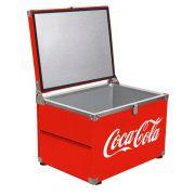 Caixa Térmica 120 Litros Coca Cola