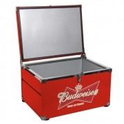 Caixa Térmica 150 Litros Budweiser