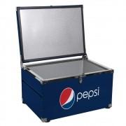 Caixa Térmica 150 Litros Pepsi