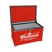Caixa Térmica 90 Litros Budweiser