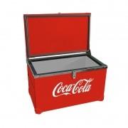 Caixa Térmica 90 Litros Coca Cola