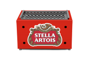 Churrasqueira Stella Artois