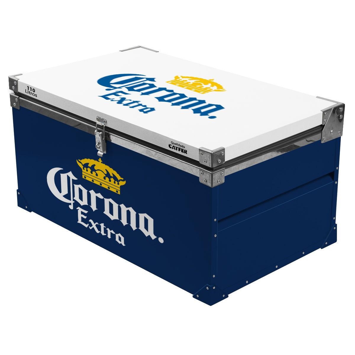 Caixa Térmica 110 Litros Corona