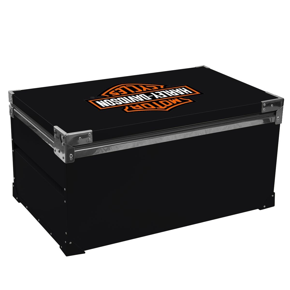 Caixa Térmica 110 Litros Harley Davidson