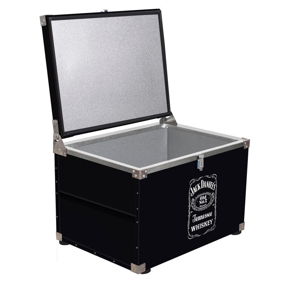 Caixa Térmica 120 Litros Jack Daniels