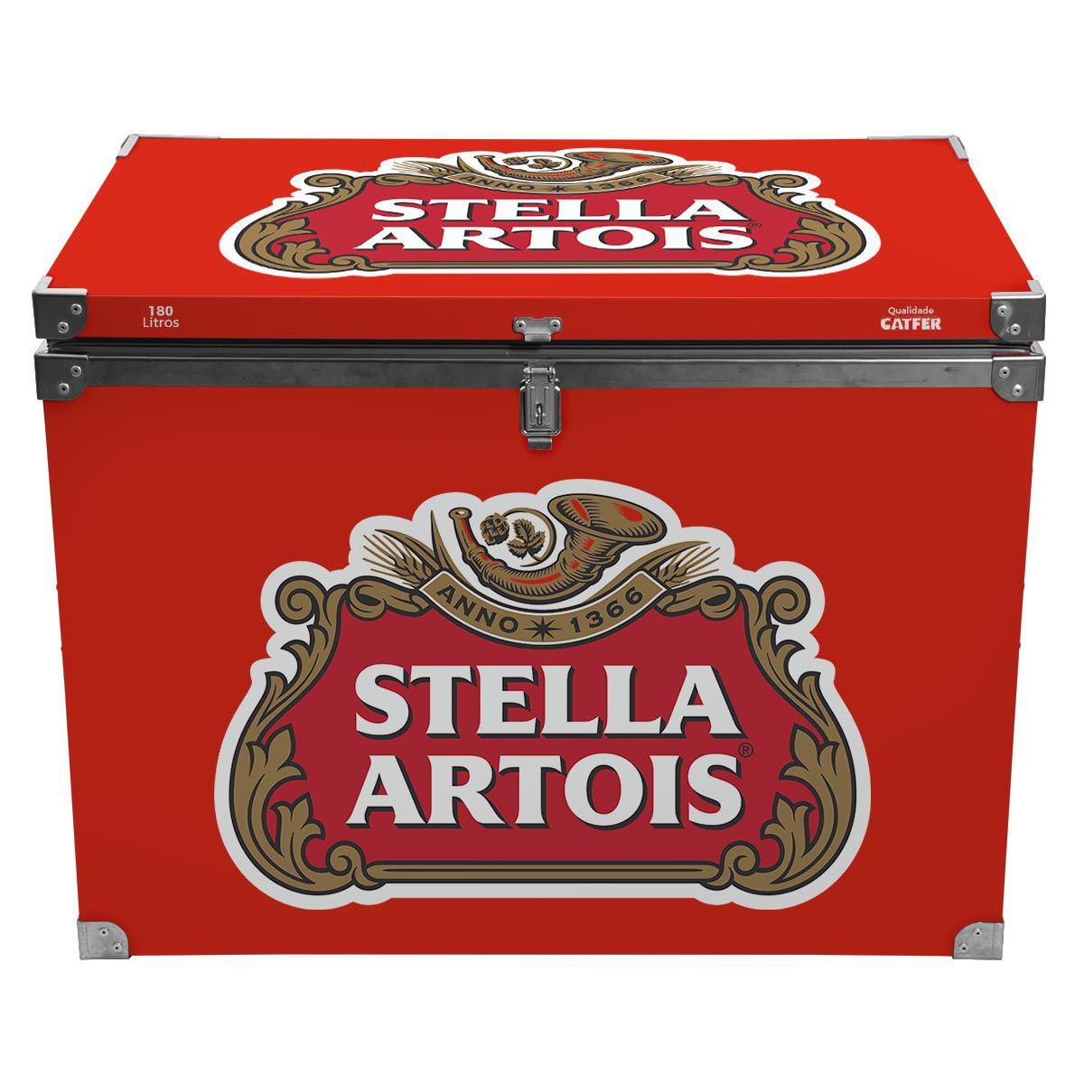 Caixa Térmica 180 Litros Stella