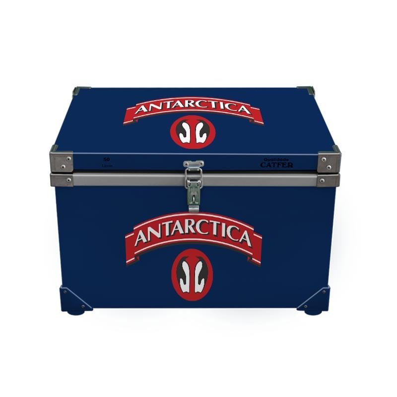 Caixa Térmica 50 Litros Antarctica