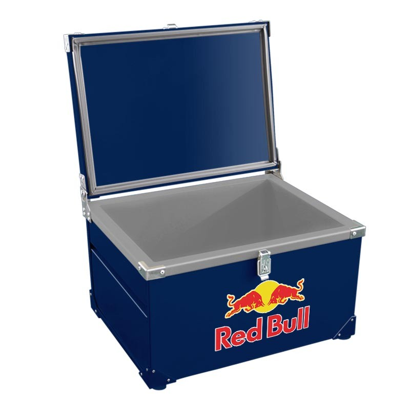 Caixa Térmica 50 Litros Red Bull