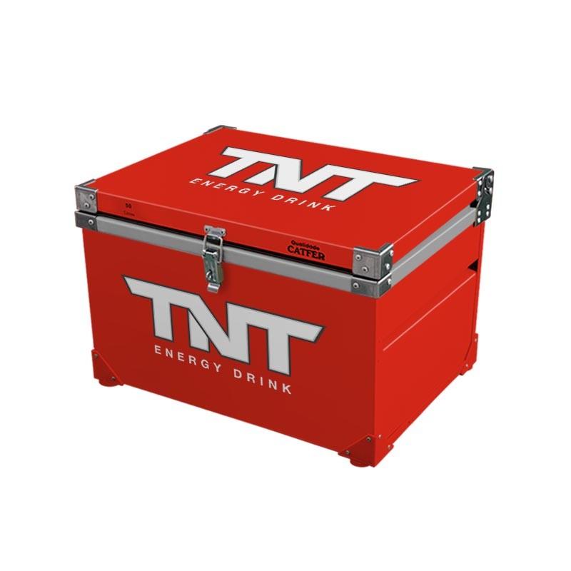 Caixa Térmica 50 Litros TNT