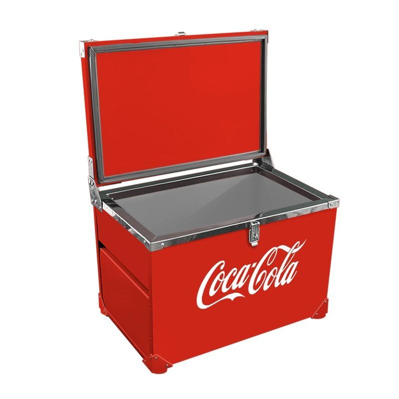 Caixa Térmica 70 Litros Coca Cola