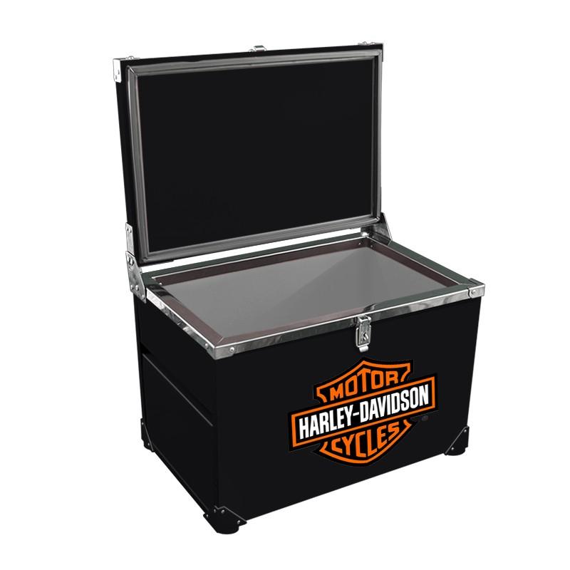 Caixa Térmica 70 Litros Harley Davidson