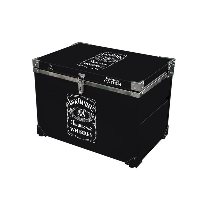 Caixa Térmica 70 Litros Jack Daniel's