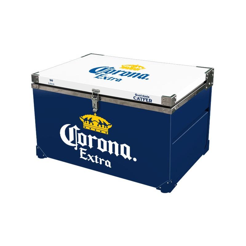 Caixa Térmica 90 Litros Corona