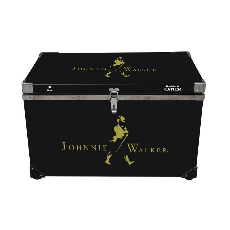 Caixa Térmica 90 Litros Johnnie Walker