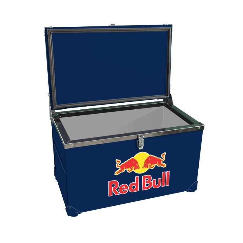 Caixa Térmica 90 Litros Red Bull