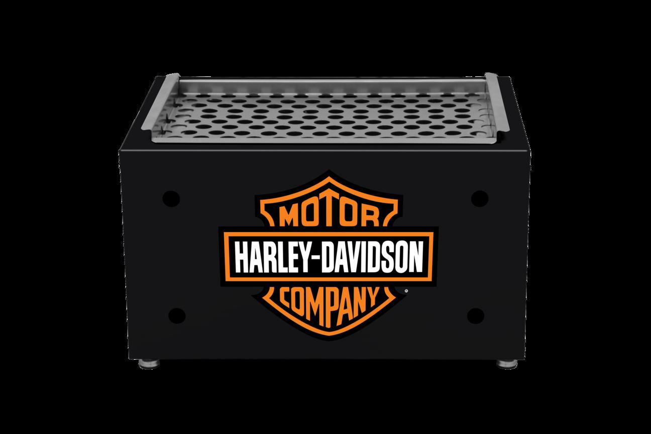 Churrasqueira Harley Davidson