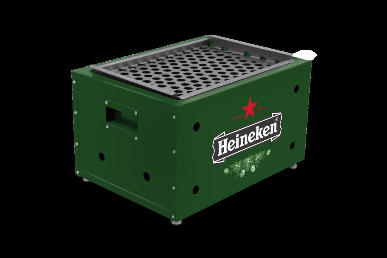 Churrasqueira Heineken