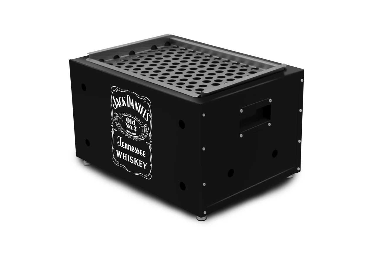 Churrasqueira Jack Daniel's