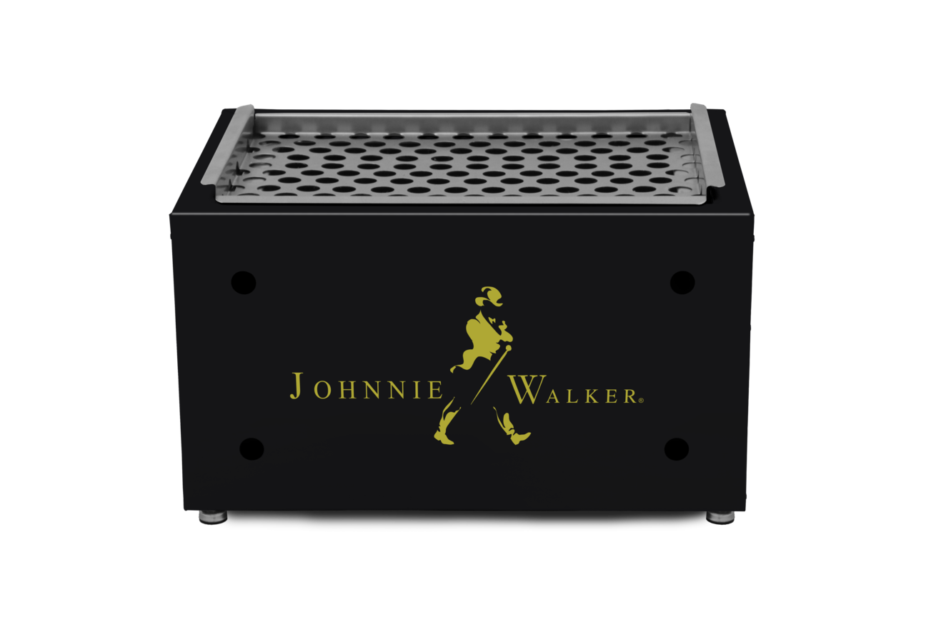 Churrasqueira Johnnie Walker