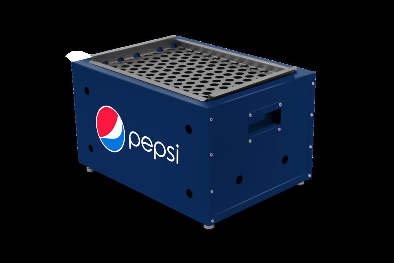 Churrasqueira Pepsi