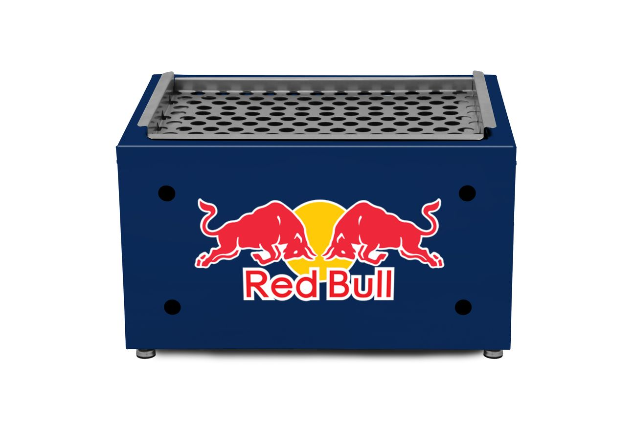 Churrasqueira Red Bull
